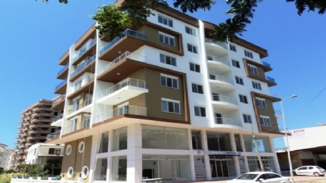 Affordable apartments in Mahmutlar